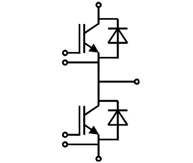 261459665 fig1 Fig 1 Power Circuit Diagram Of An IGBT Based Single Phase Full Bridge Inverter as well Solar Battery Charger Circuit furthermore 200TrCcts likewise 220v Power Line Interface further Electrical Engineering. on solar diode diagram